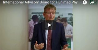 International Advisory Board for Hunimed Physiotherapy School