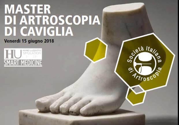 Copertina Master Caviglia