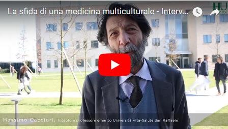 Massimo Cacciari in Humanitas University