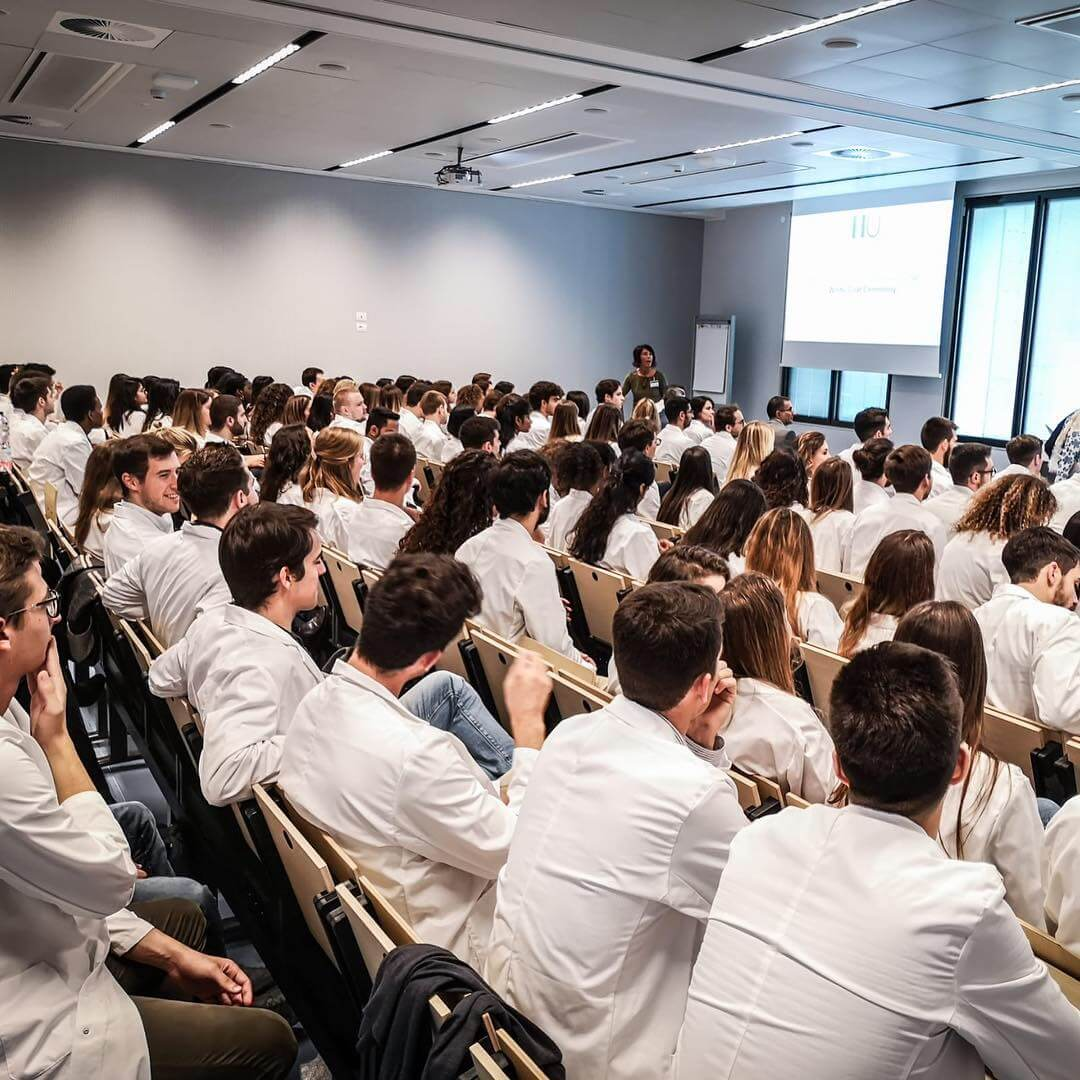 White Coat Ceremony for medical students of the 3rd year | Humanitas