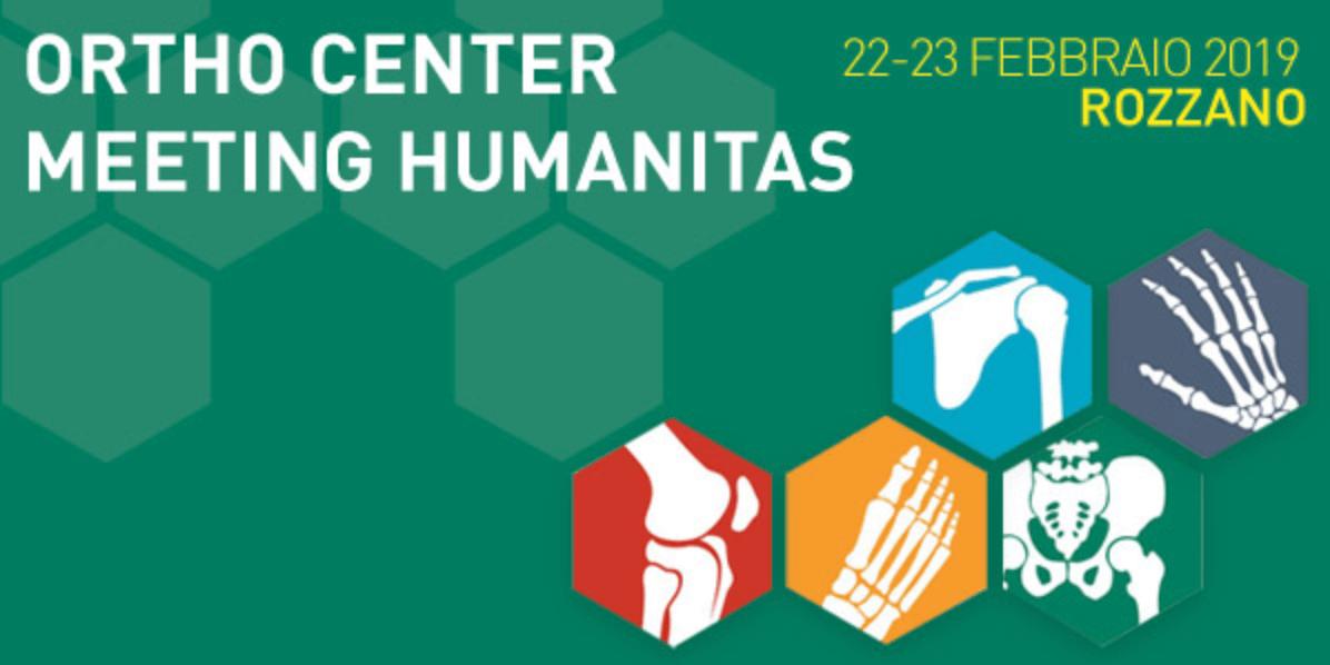 Venerdì 22 e sabato 23 febbraio Humanitas ha ospitato un importante  convegno bf5f1f828280